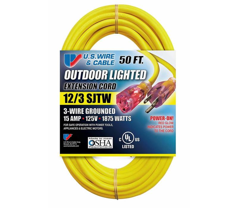 EXTENSION CORD 50FT