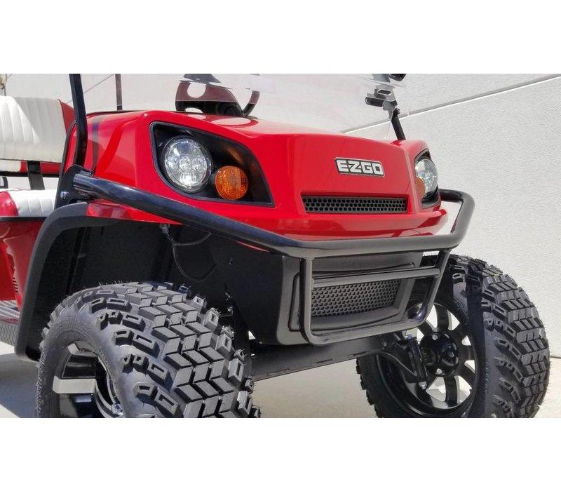 2018 E-Z-GO EXPRESS L6-E 72V (Flame Red)
