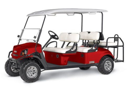 E-Z-GO 2018 E-Z-GO EXPRESS S6 72V (Flame Red)
