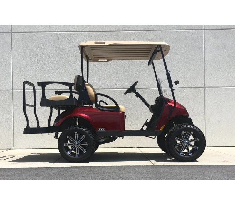 2018 E-Z-GO TXT-G (Inferno Red)
