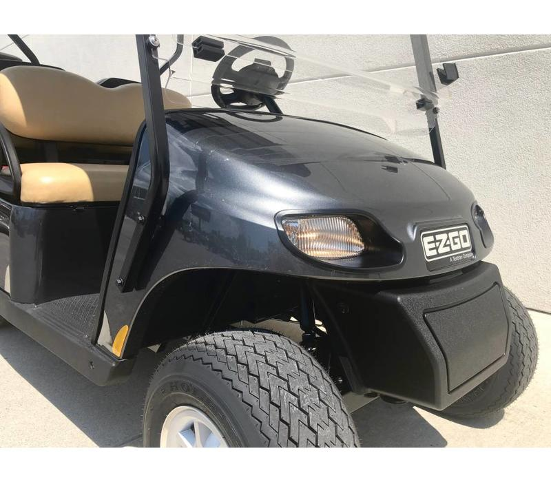2019 E-Z-GO TXT 48V (Metallic Charcoal)
