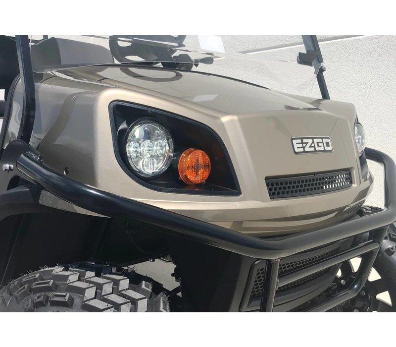2018 E-Z-GO EXPRESS L6-E 72V (Almond)