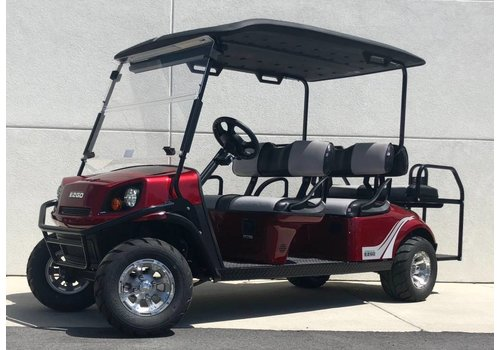 E-Z-GO 2019 E-Z-GO EXPRESS S6 72V (Inferno Red)