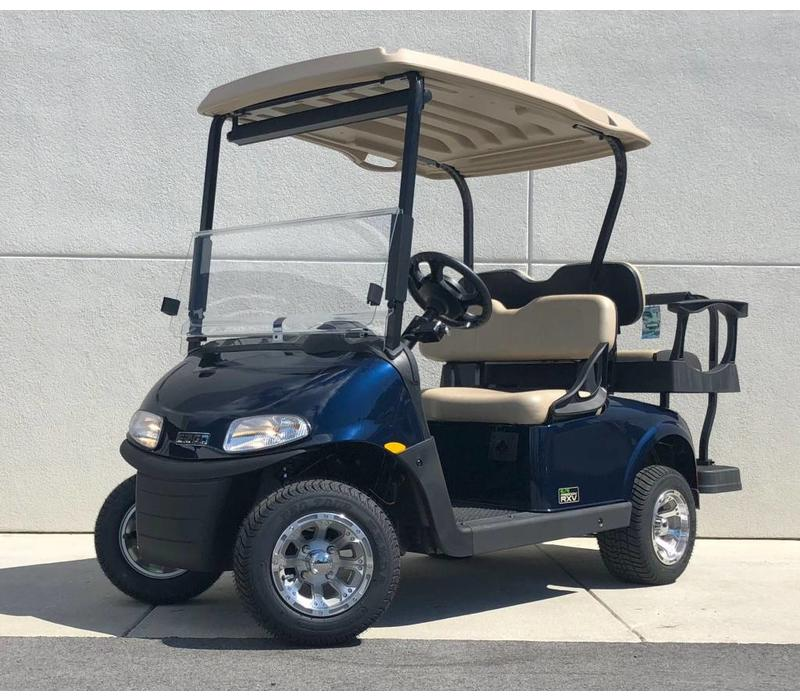 2019 E-Z-GO RXV ELITE 3.0 (Patriot Blue)