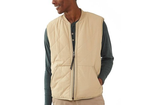 The Normal Brand Lincoln Sherpa Vest