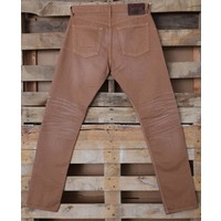 Distressed Twill Pant