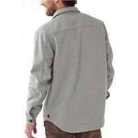 Senior Wool Shirt Jacket