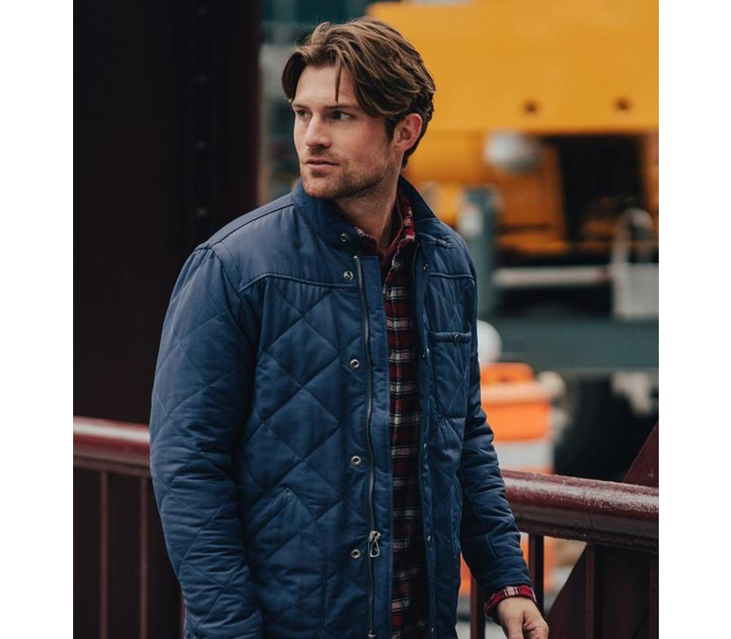 Henry Quilted Jacket