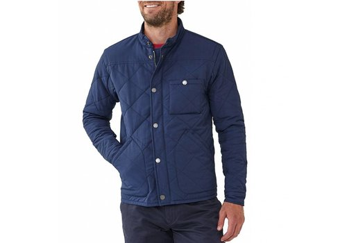 The Normal Brand Henry Quilted Jacket