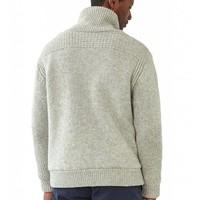 Sweater Jacket Stone