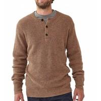 Shaker Sweater Brown