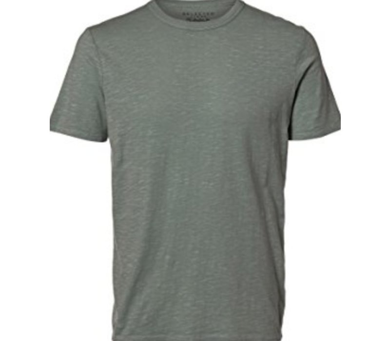 Sheeben Overdye SS O neck tee
