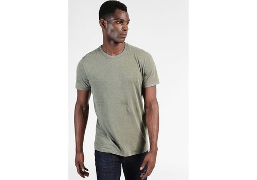 Selected/Homme Sheeben Overdye SS O neck tee