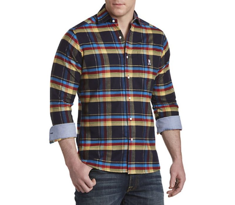Flannel Sport Shirt Carolina