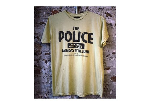 Retro Brand Black Label Police