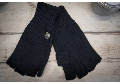 Goorin Bros Pier Black Gloves