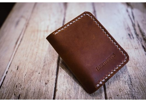 Farmstrong Leather bifold