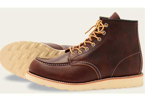 Red Wing Shoe Company Moc Toe Boot