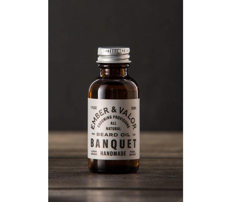 Banquet Beard Oil