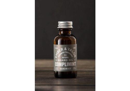 Ember & Valor Complimint Beard Oil
