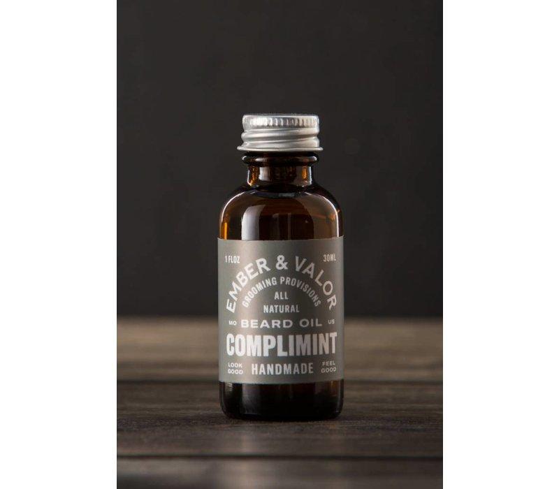 Complimint Beard Oil