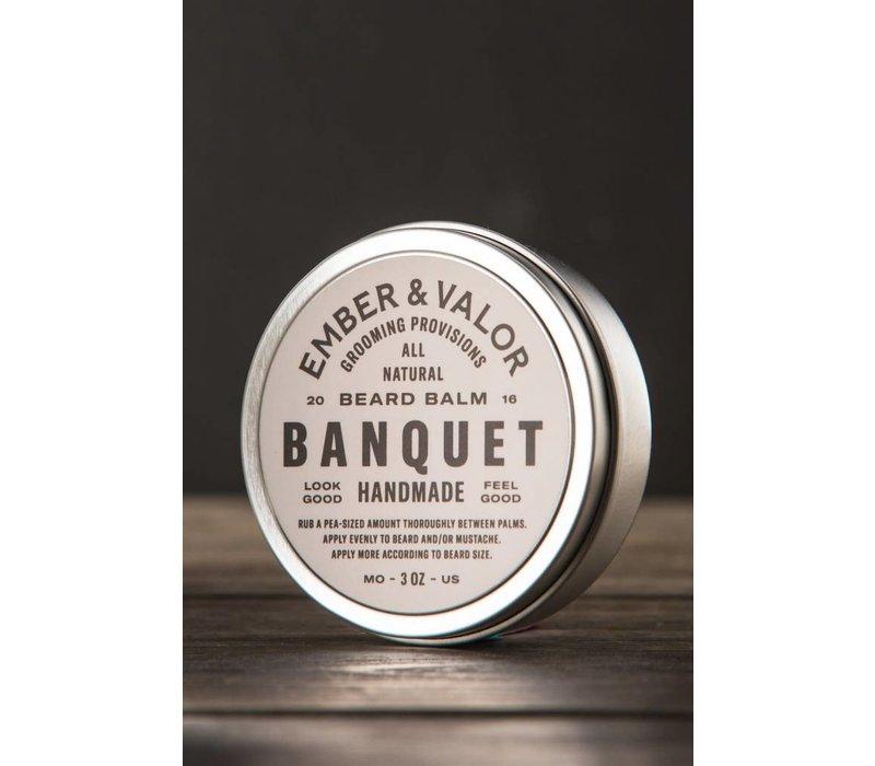Banquet Beard Balm