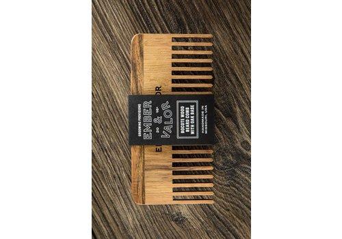 Ember & Valor Beard Comb