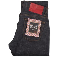 Weird Guy - Red White and Blue Twisted Selvedge
