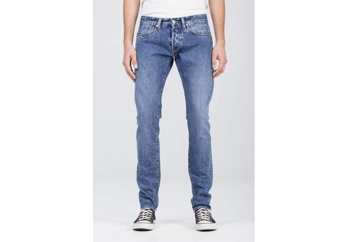 Benzak Denim Development B-01 Slim 13oz. Medium Stone