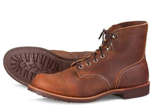 Red Wing Shoe Company Iron Ranger