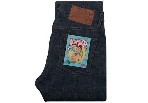 Naked & Famous Weird Guy Vulgar Selvedge
