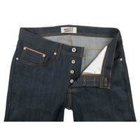 Weird Guy Dobby Diamond Selvedge