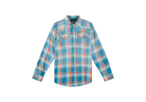 Deus Ex Machina Bobby Check L/S Shirt