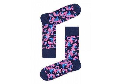 Happy Socks Wave Socks