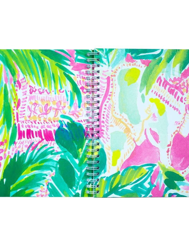 Lilly Pulitzer Mini Notebook in Sparkling Sands