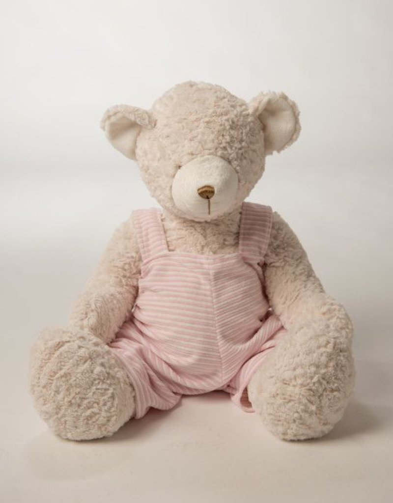 Birchwood Trading Stuffed Teddy Bear with Jumper - Girl