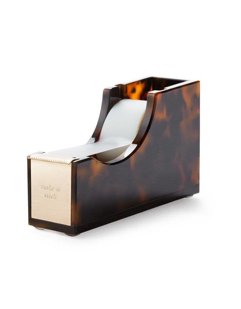 Kate Spade NY Tortoise Tape Dispenser