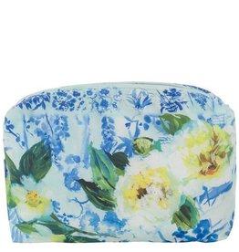 Designers Guild Large Majolica Cornflower Blue Washbag