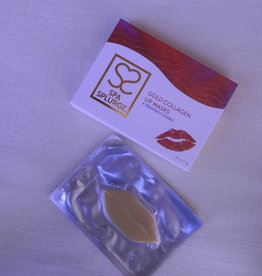Spa Splurge Gold Collagen Lip Masks