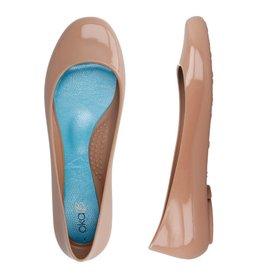 OKA b. Taylor Ballet Flat in Blush