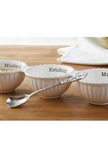 Mudpie Triple Relish Set
