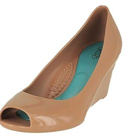 OKA b. Emery Wedge in Blush