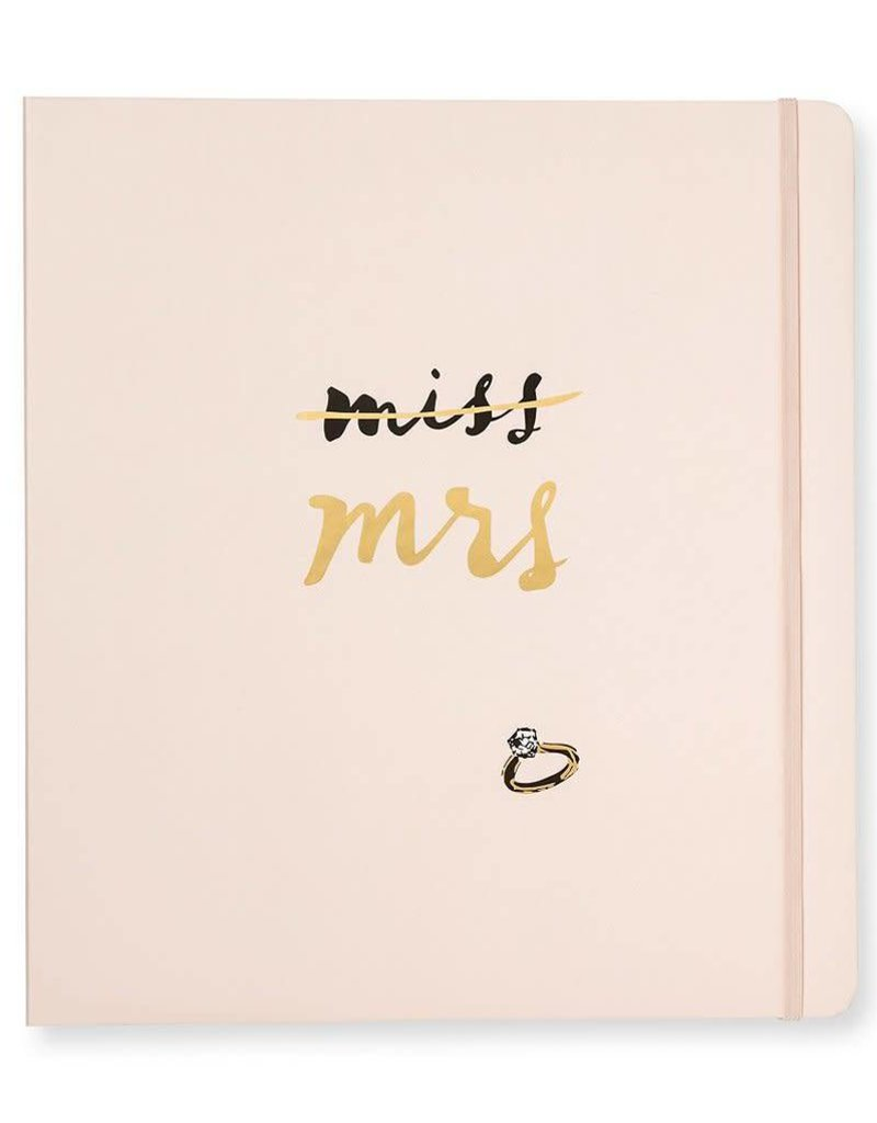 Kate Spade NY Miss to Mrs Bridal Planner