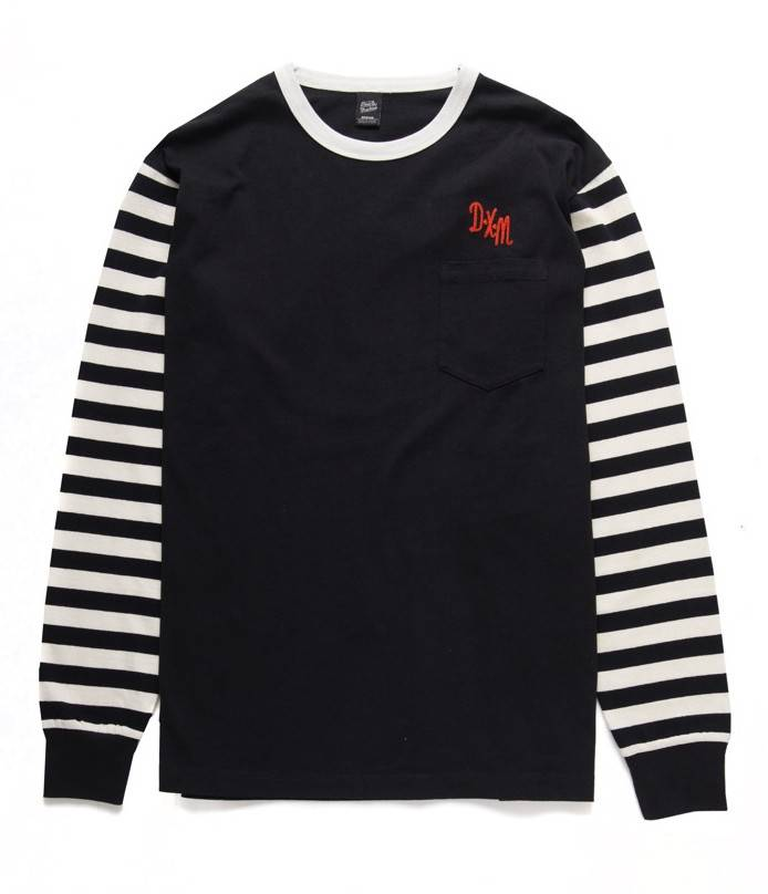 Deus Bonaru Pocket Tee Black