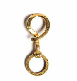 Good Art Brass Belt Loop Buddy