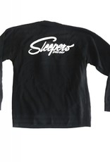 Sleepers Raglan Crew Sweatshirt - Black
