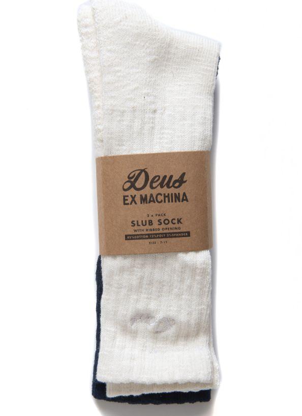 Deus Memphis Sock 2-pack
