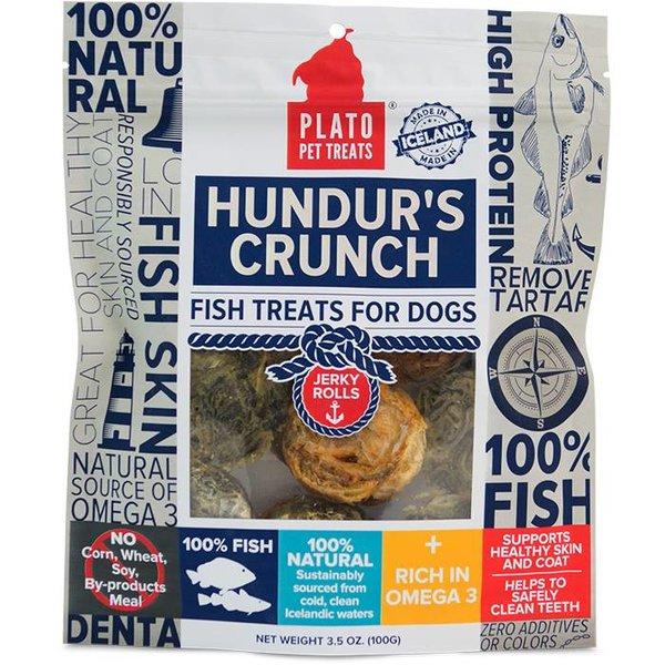 Plato Plato Hundur's Crunch rolls