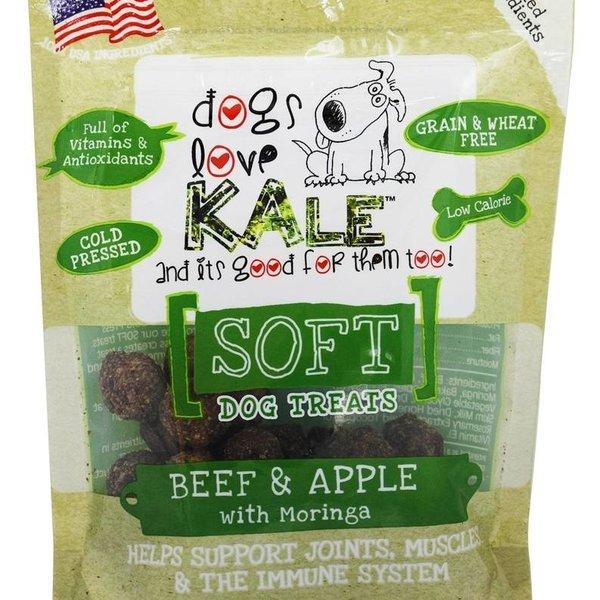 Dogs Love Kale Beef & apple