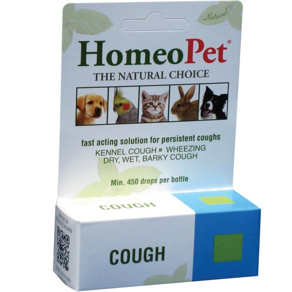 HOMEOPET SOLUTIONS HOMEOPET Cough 15ml
